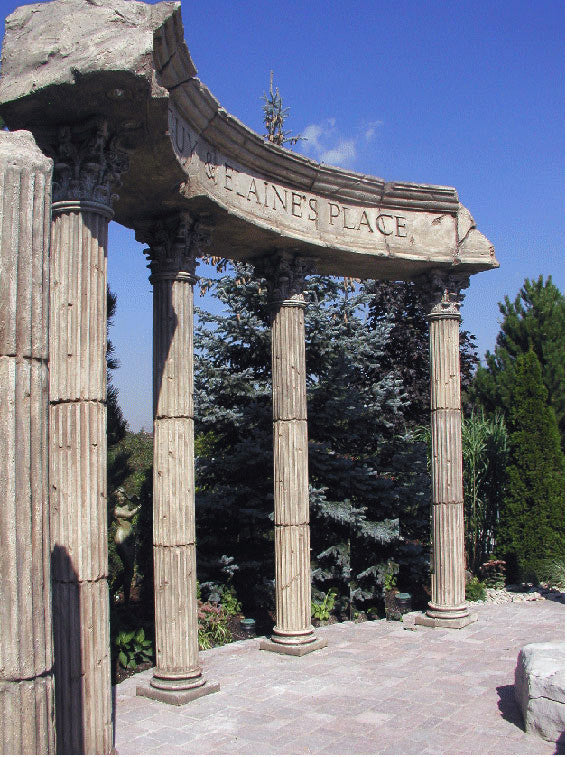 Custom Made Old style Greek Column