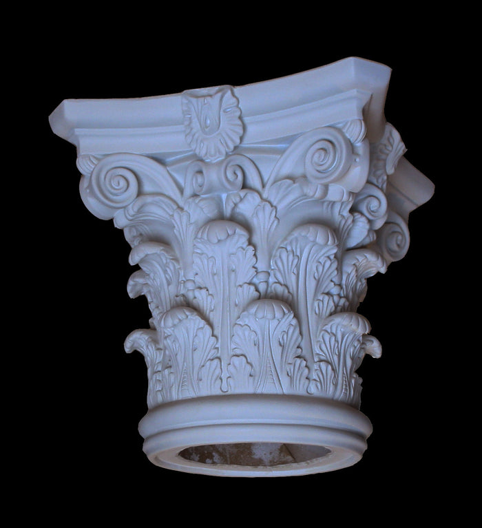 Corinthian Column Capital 8""