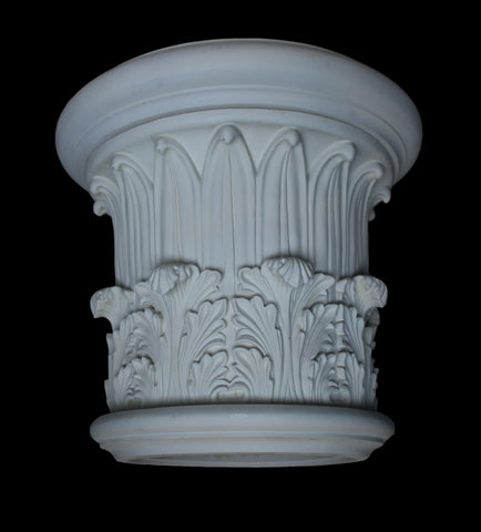 Wind Column Capital 16""