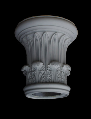 Wind Column Capital 8""
