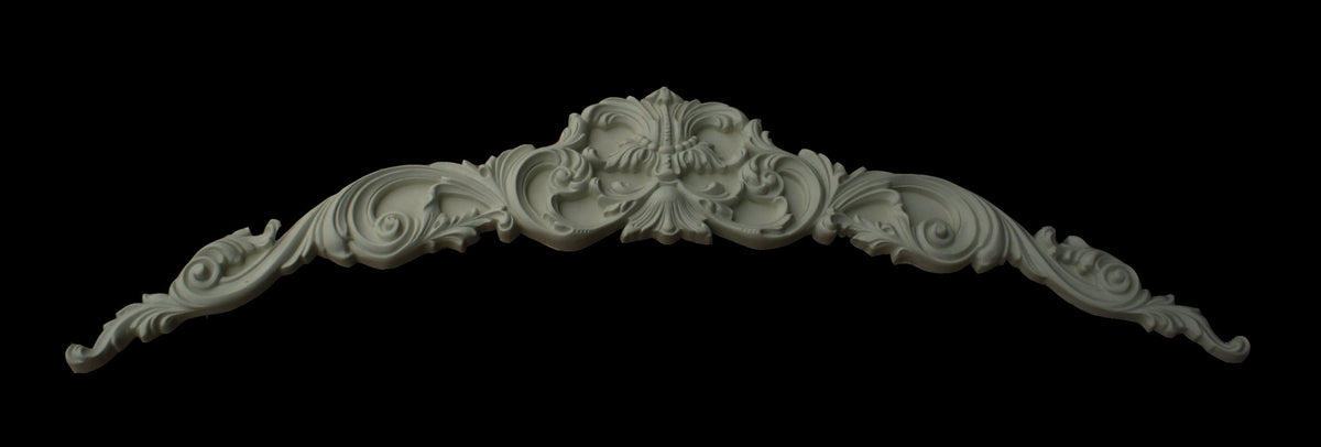 Wall medallion -140-Curved