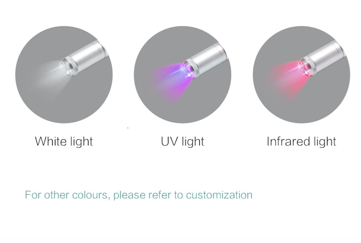 DR02 UV light for Lens L10 and L100