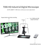 T006 HD Industrial Digital Microscope