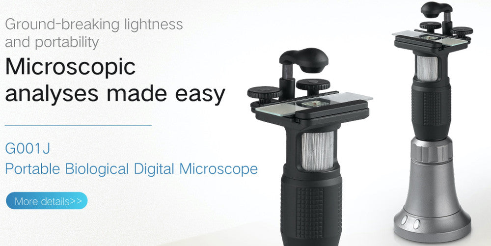 G001J Portable Biological Digital Microscope