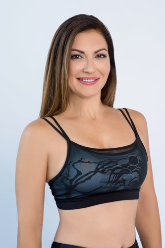 Call Of The Wild Sports Bra
