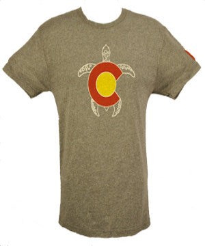 "Men's ""C"" Turtle T-Shirt"