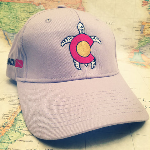 Colorado Turtle Baseball Hat