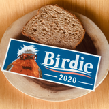 Birdie 2020 Bumper Stickers (For Bumper Sticking) (BREADICARE FOR ALL!)