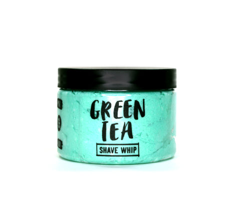 GREEN TEA  /  Shave Whip