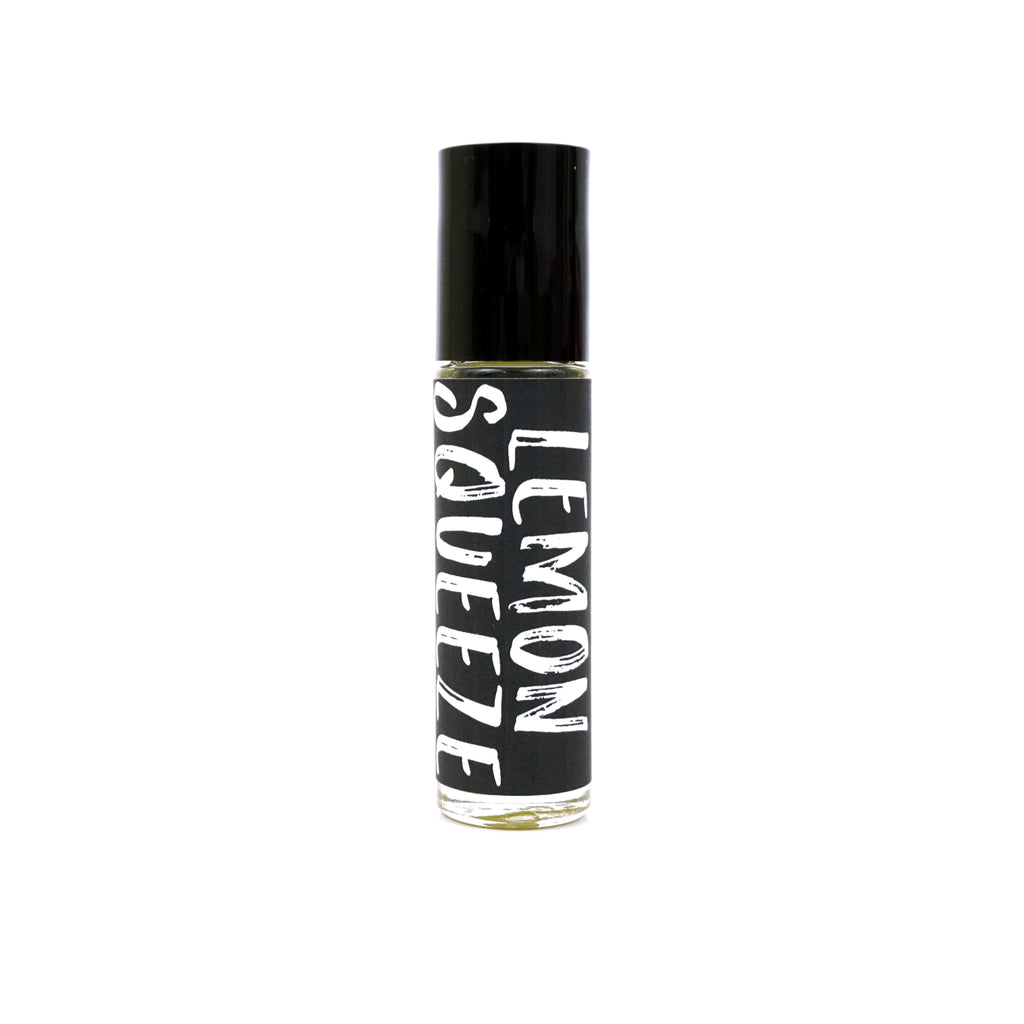 Lemon Squeeze Perfume Oil