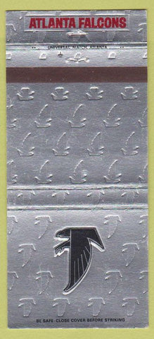 Matchbook Cover - Atlanta Falcons Tickets Suwanee GA 30 Strike
