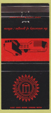 Matchbook Cover - The University of Georgia Athens GA 30 Strike