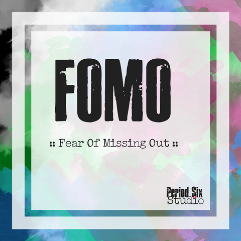 FOMO Definition Graphic