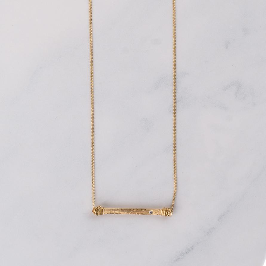 Basics Collection | Bar Necklace
