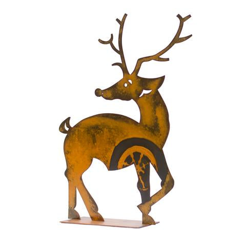 Dancer The Reindeer Tabletop Sculpture