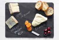 Black Slate Cheese Board