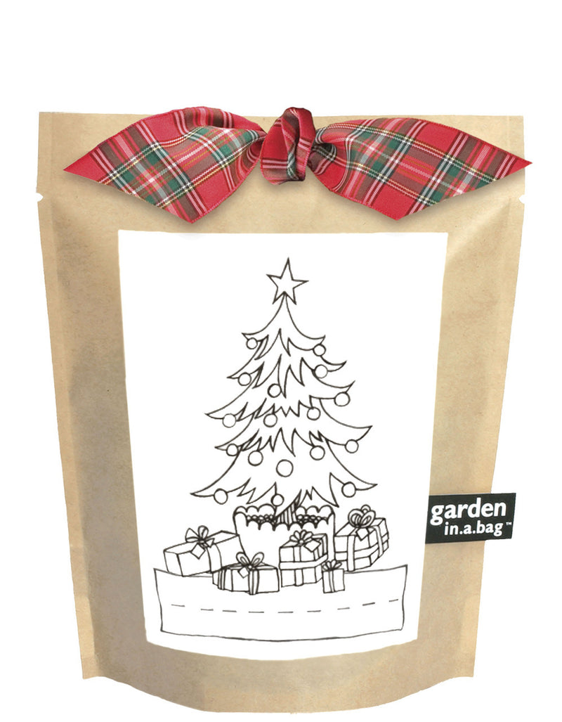Children's Christmas Tree Garden in a Bag
