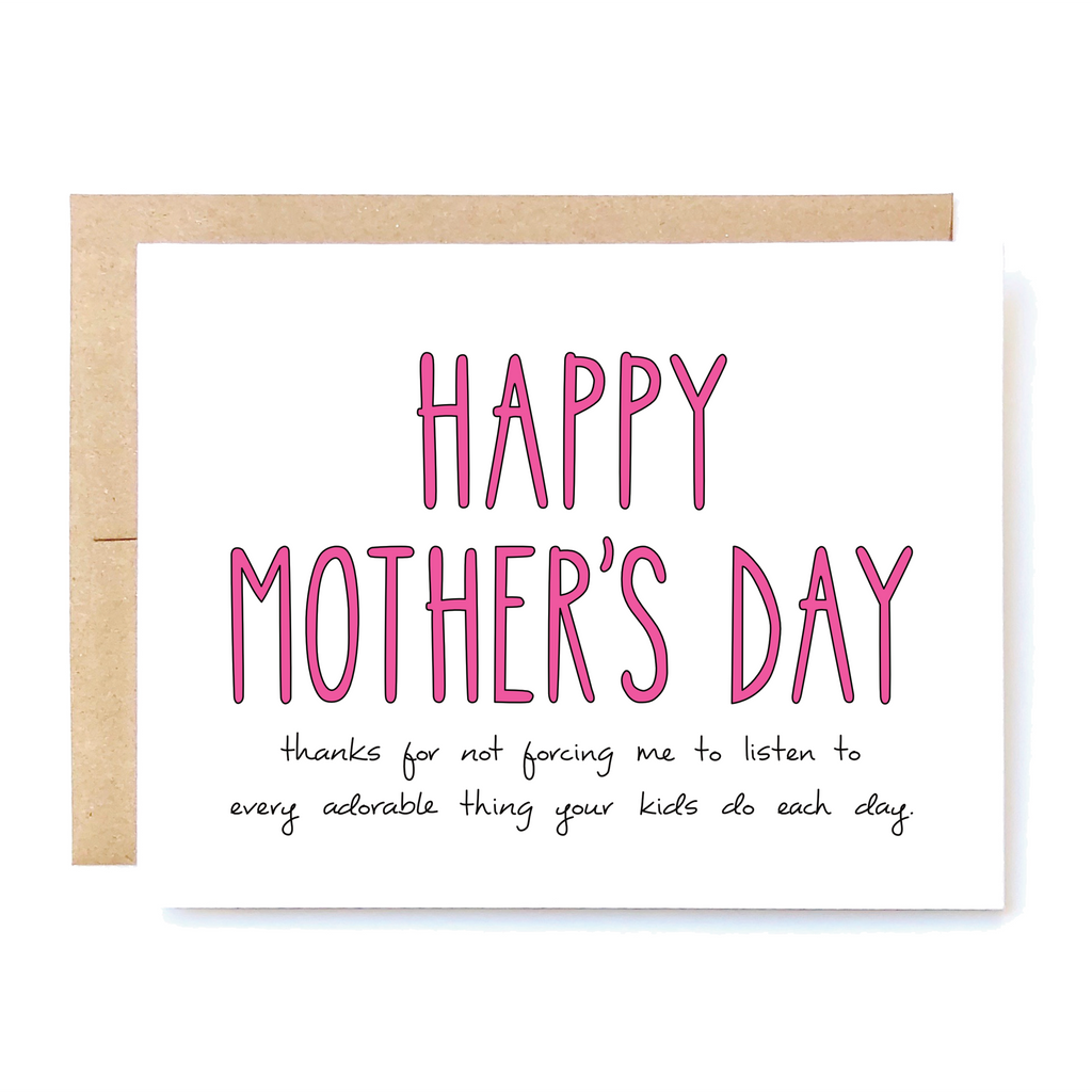 Mother's Day Friend Card