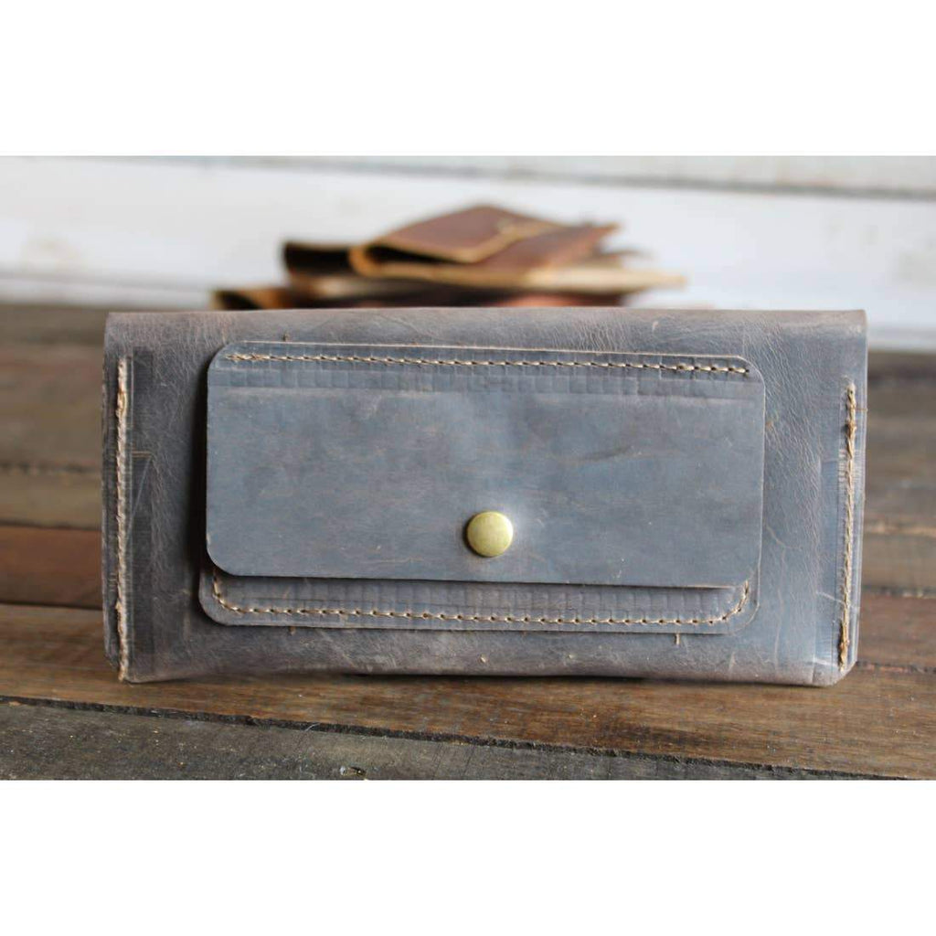 Handmade Leather Pocketbook