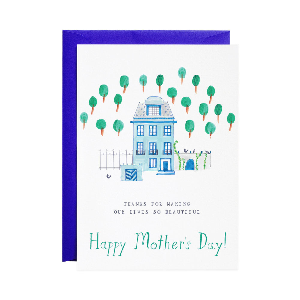 Beautiful Lives Mother's Day Card