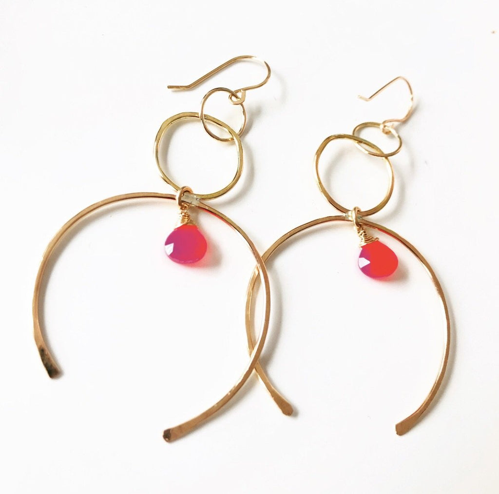 Berreta Earrings