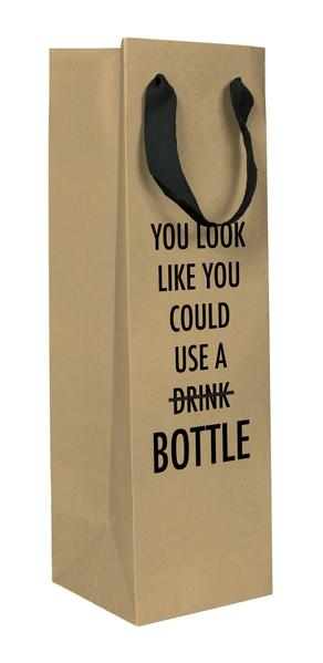 Looks Like You Could Use a Bottle Wine Bag