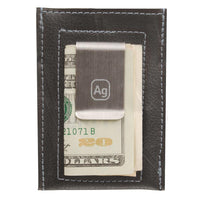 Men's Recycled Money Clip Wallet
