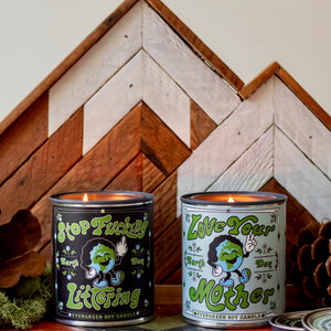 Earth Day Candles | Special Edition Series