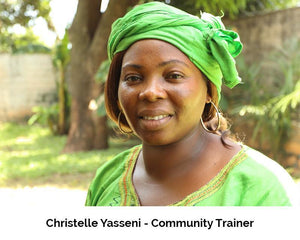 Christelle Yasseni of Water for Good