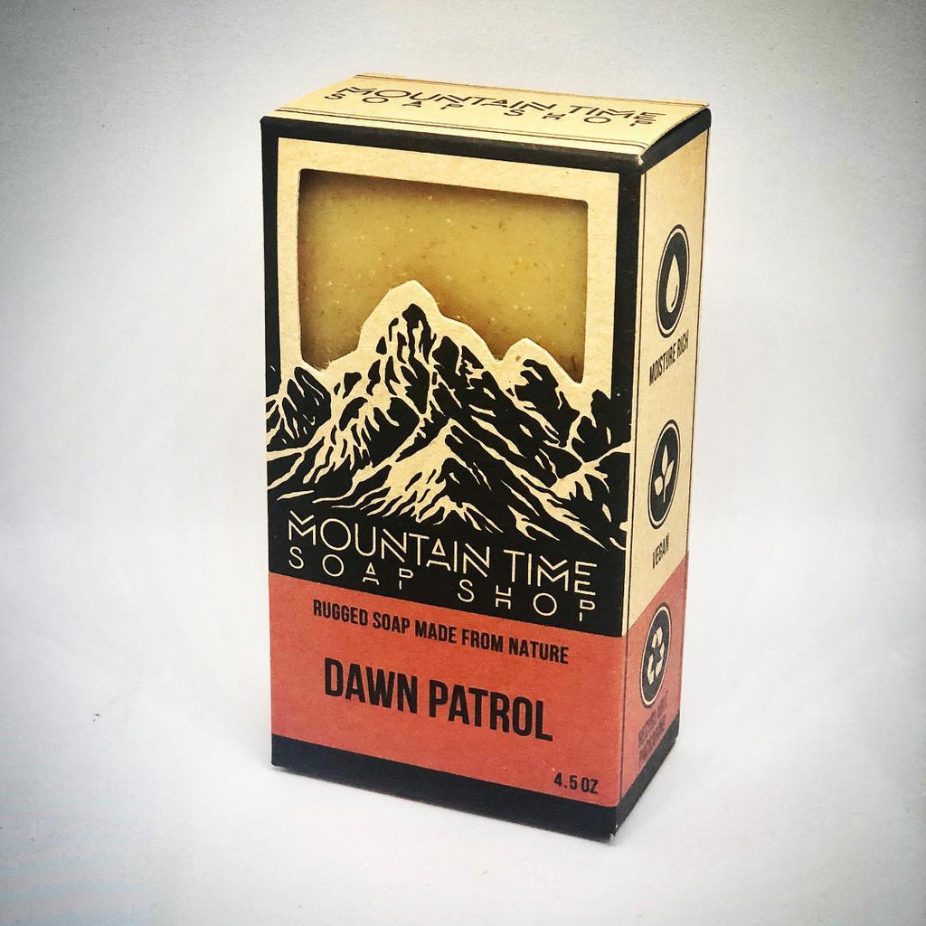 Dawn Patrol From Mountain Time Soap Shop
