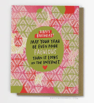 Birthday Card Collection :: Emily McDowell