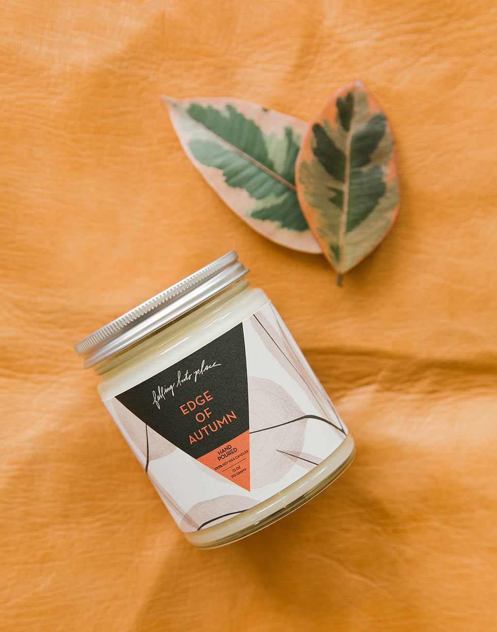 Edge of Autumn Soy Candle