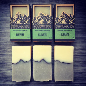 Elevate Lavender and Patchouli Soap