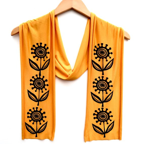 Windsparrow Skinny Folk Scarf