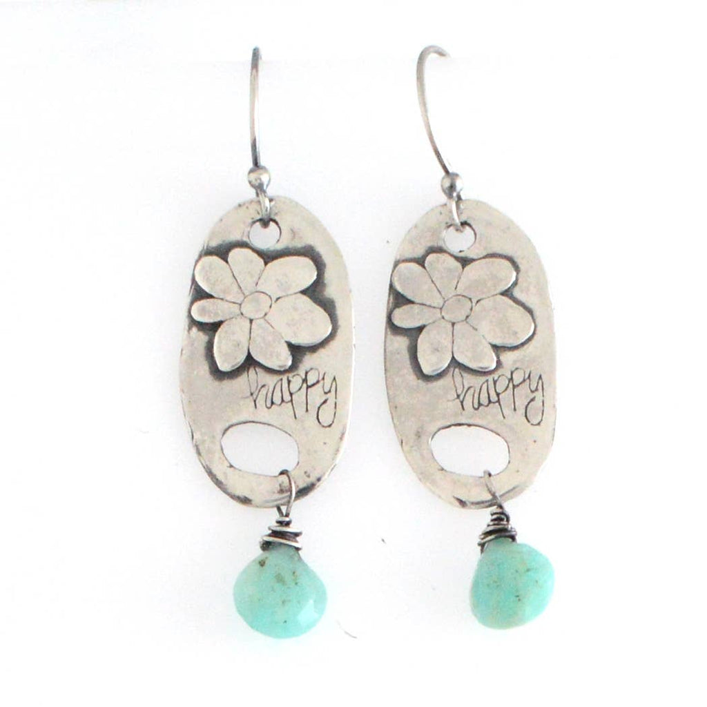 Happy Flowers Earrings