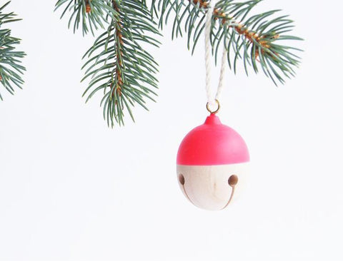 Jingle Bell Ornament :: Willful Goods