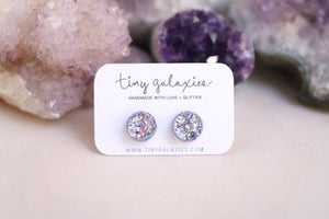 Stud Earring Collection :: Tiny Galaxies