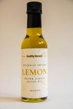 Lemon Infused Extra Virgin Olive Oil
