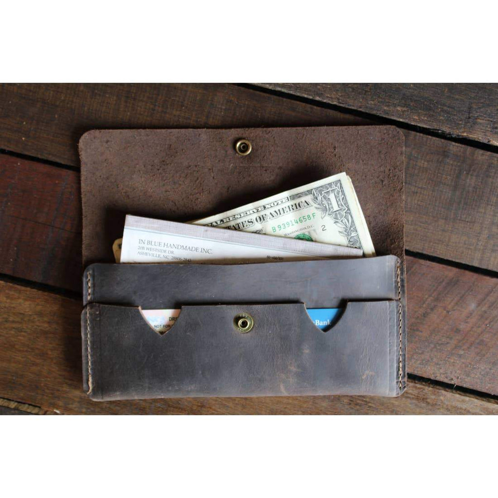Montana Pocketbook Leather Wallet