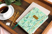 Styled Mint Meadow Petite Planner SHot