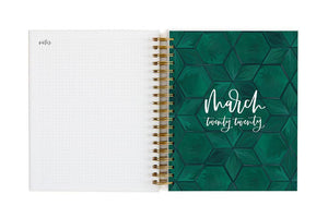 Planner with Folder Pockets