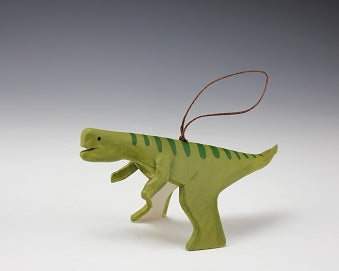T-Rex Porcelain Ornament