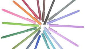 Le Pens available in 18 colors