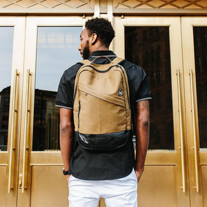 Alchemy Goods Denim Brooklyn Backpack