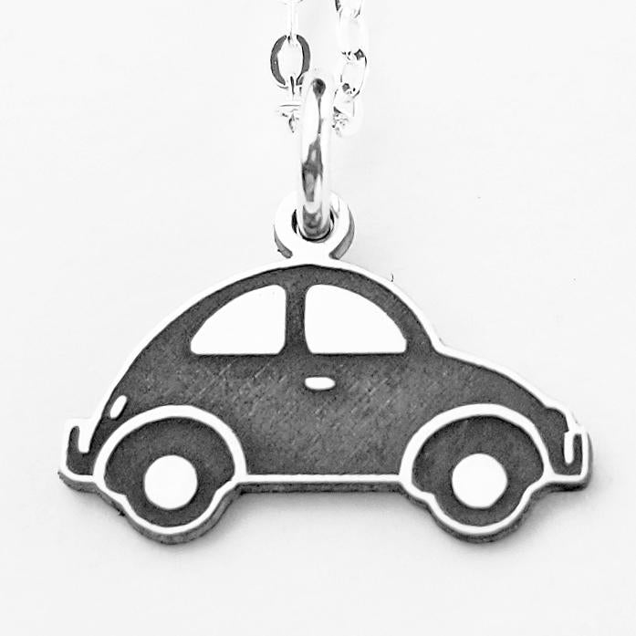 Tiny Car Necklace