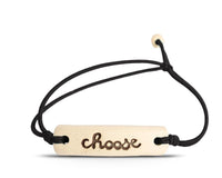 choose MudLOVE band bracelet