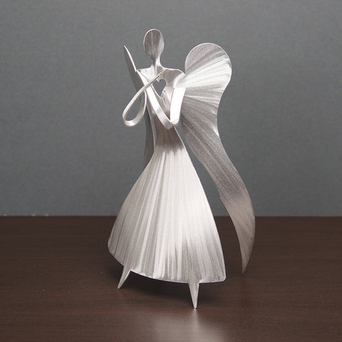 Angel Freestanding :: Metal Petal Art