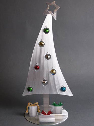 Jingle Tree :: Metal Petal Art