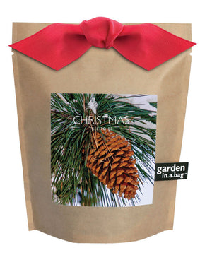 Christmas Tree in a Bag
