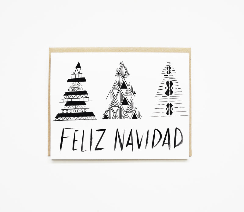 Hand Illustrated Holiday Cards :: Pen+Pillar